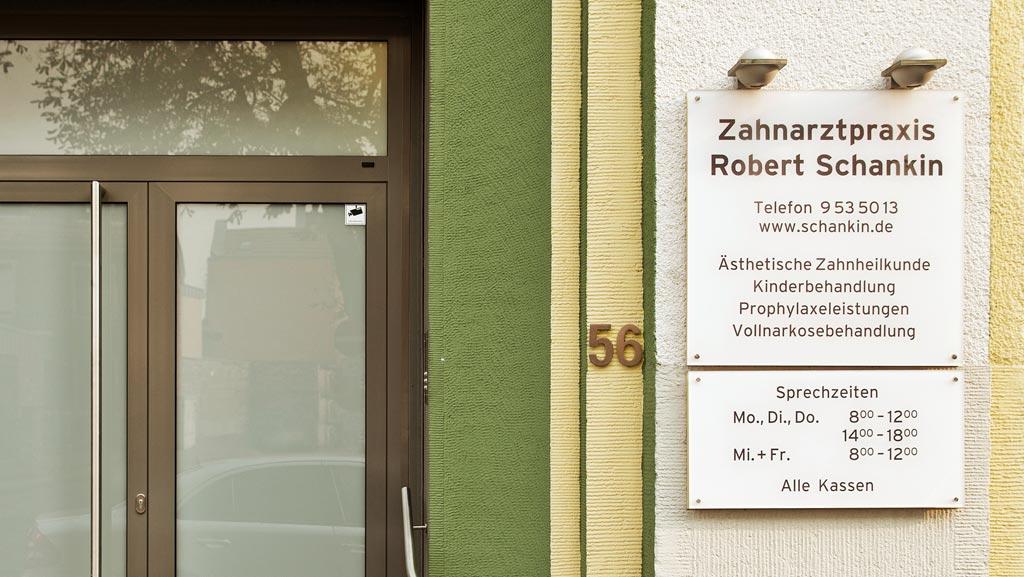 Sprechstunde Zahnarzt in Bickendorf